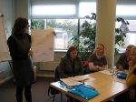 """Specialiųjų pedagogų kvalifikacijos tobulinimo seminaras """"Specialiųjų ugdymosi poreikių mokinių bendrųjų ir esminių dalykinių kompetencijų ugdymas inkliuzinėje aplinkoje"""", 2011 m. spalio 5–6 d., Klaipėda"""