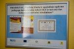"""Seminaras """"Pasirengimas dirbti projekto virtualioje mokymosi aplinkoje (VMA) ir išbandyti lokalizuotas kompiuterines mokymosi priemones"""",Spalio 7 d, Klaipeda"""