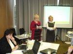 """Seminaras """"Konsultantų veiklos tęstinumas tobulinant specialiųjų pedagogų kompetencijas taikyti IKT ir kitus inovatyvius mokymo(si) metodus"""". 2010 lapkričio 22-24 d."""