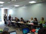 """Specialiųjų pedagogų kvalifikacijos tobulinimo seminaras """"IKT ir kitų inovatyvių mokymo(si) metodų taikymo galimybės ugdant specialiųjų ugdymosi poreikių mokinius pradinėse klasėse"""", 2011 m. balandžio 28–29 d., Marijampolė"""