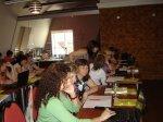 """Specialiųjų pedagogų kvalifikacijos tobulinimo seminaras """"IKT ir kitų inovatyvių mokymo(si) metodų taikymo galimybės ugdant specialiųjų ugdymosi poreikių mokinius pradinėse klasėse"""", 2011 m. birželio 1–2 d., Kėdainiai"""