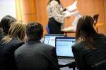 """Seminaras Lietuvos švietimo specialistams ir ekspertams """"Inovatyvių mokymo metodų ir IKT taikymo pradiniam ir specialiajam ugdymui efektyvumo tyrimai Europoje ir pasaulyje: poveikis mokymui(si)"""""""
