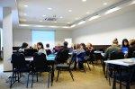 """Specialiųjų pedagogų kvalifikacijos tobulinimo seminaras """"Specialiųjų ugdymosi poreikių mokinių bendrųjų ir esminių dalykinių kompetencijų inkliuzinėje aplinkoje"""", 2012 kovo 22-23 d., Vilnius"""