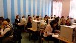 """Mokymų pagal nuotolinio mokymosi kursą """"Pedagogų kompiuterinio raštingumo reikalavimai: Edukacinė dalis"""" seminaras. 2011 m. balandžio 19 d., Panevėžys"""